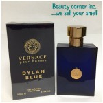 VERSACE DYLAN BLUE By Versace For Men - 6.7 EDT SPRAY